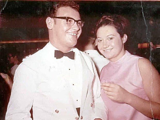 Travel writer Ann Rickard met her husband while travelling.