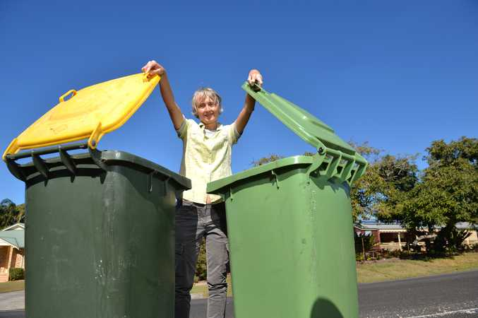 A NEW recycling centre has opened in Coffs Harbour.