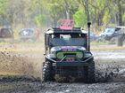 Stewart Smith at the CQ Mudsportz Twin Track Mudracing event at Kabra on Saturday 23 May 2015. Photo: Chris Ison / The Morning Bulletin