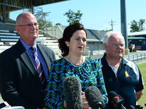 Premier announces Rockhampton to host NRL game