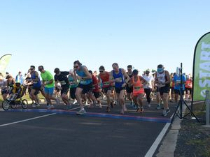 500 entries - and counting for the Ring Road Run