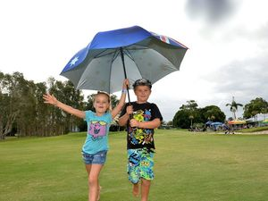 WEEKEND FORECAST: Showers, strong winds to continue