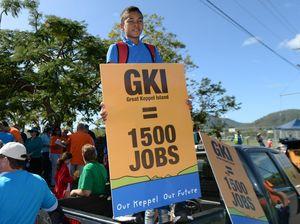 GKI Protest