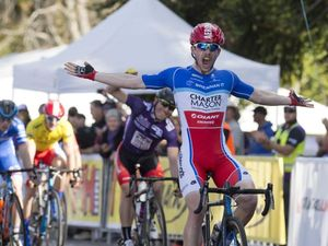 Tour of Toowoomba stage five winner