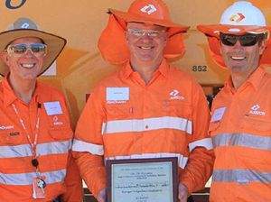 Aurizon invests $180 million in CQ Coal Network