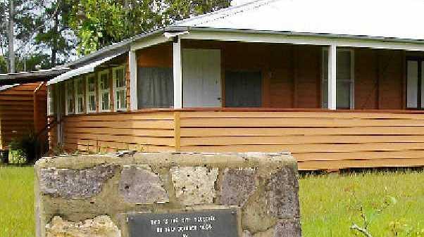 HINTERLAND HISTORY: The Bankfoot House.