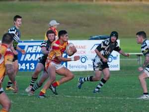 Five tries to Perham as Comets put cleaners through Magpies
