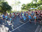 Start of 5km run at Rocky River Run 2015 Photo Sharyn O'Neill / The Morning Bulletin