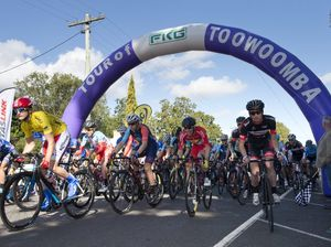 FKG Tour of Toowoomba finale