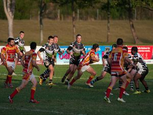 Rugby league: Comets v Magpies