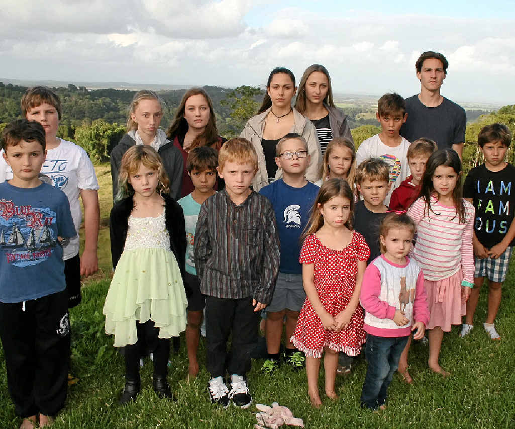 LEFT BEHIND: Residents at Uralba are calling on Ballina Shire Council to approve the Lynwood NBN tower. Photo contributed