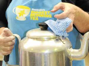 MP to host Biggest Morning Tea
