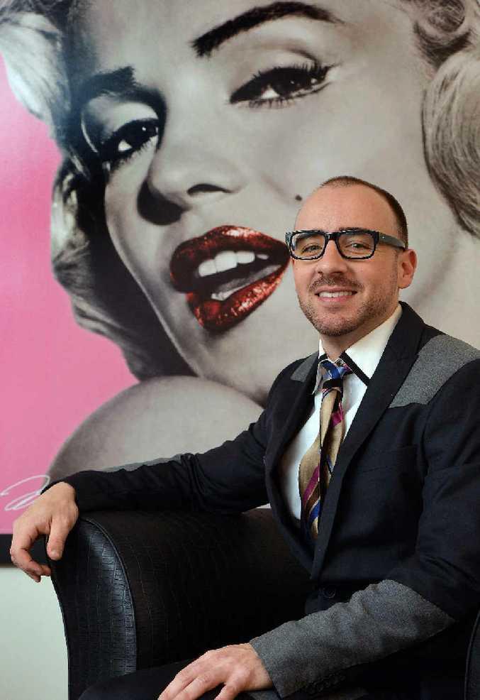 Mackay's own Jason Chetcuti will be headlining a fashion event raising money for charity in Texas.