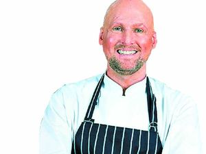 Celebrity chef's coming to dinner ... and he's cooking