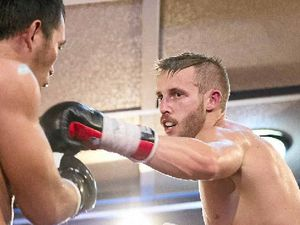 Boxers target Chinese