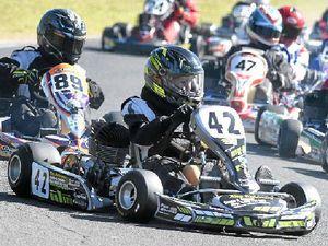 Rotax karting series heads this way