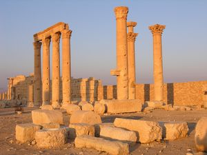 ISIS massacres 400 just days after seizing ancient Palmyra