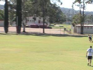 U16 South Burnett Saints v Toowoomba Tigers