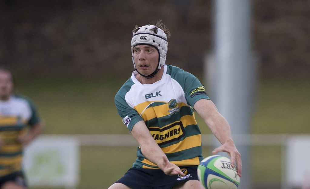 Darling Downs five-eighth Angus Ramsey has won selection in the South Queensland squad to contest next month's Queensland Country Championships.