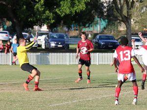 Four-goal haul lifts IGS