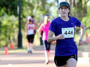 VIDEO: podiatrist wins half marathon at the Rocky River Run