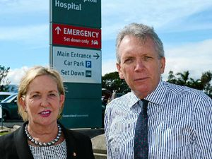 Shadow Minister calls for surgery guarantee at Rocky