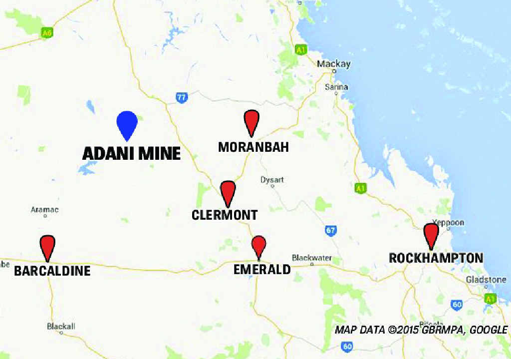 Adani says a FIFO workforce is needed for remote mine locations like the Carmichael mine.