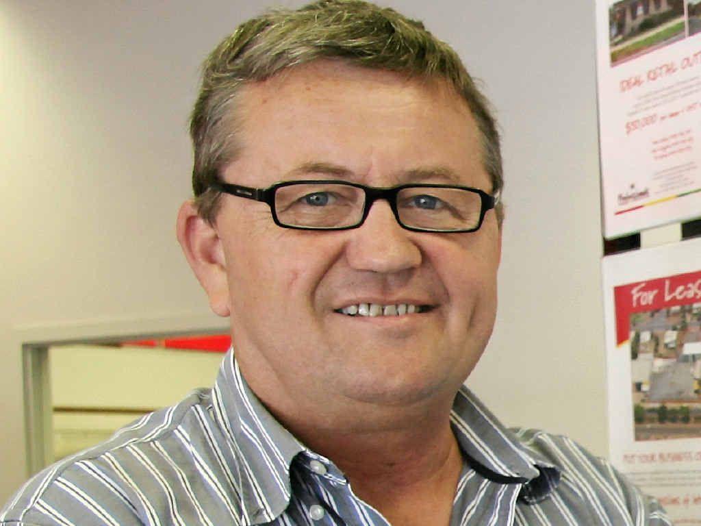 Noel Livingston, REIQ Rockhampton Zone chair.