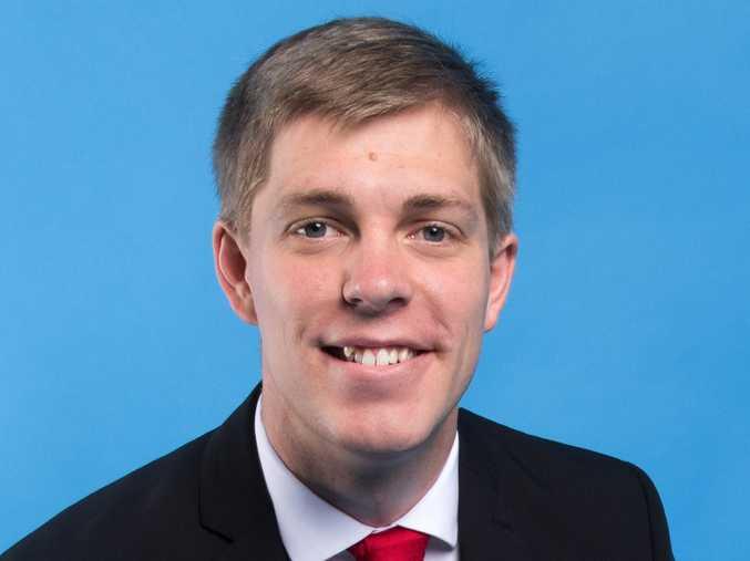 Labor candidate for Fairfax Scott Anderson