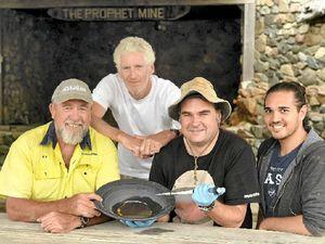 Kilkivan Prophet Gold Mine researching growing gold