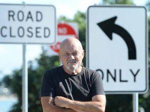 Street danger out of control along Statue Bay detour