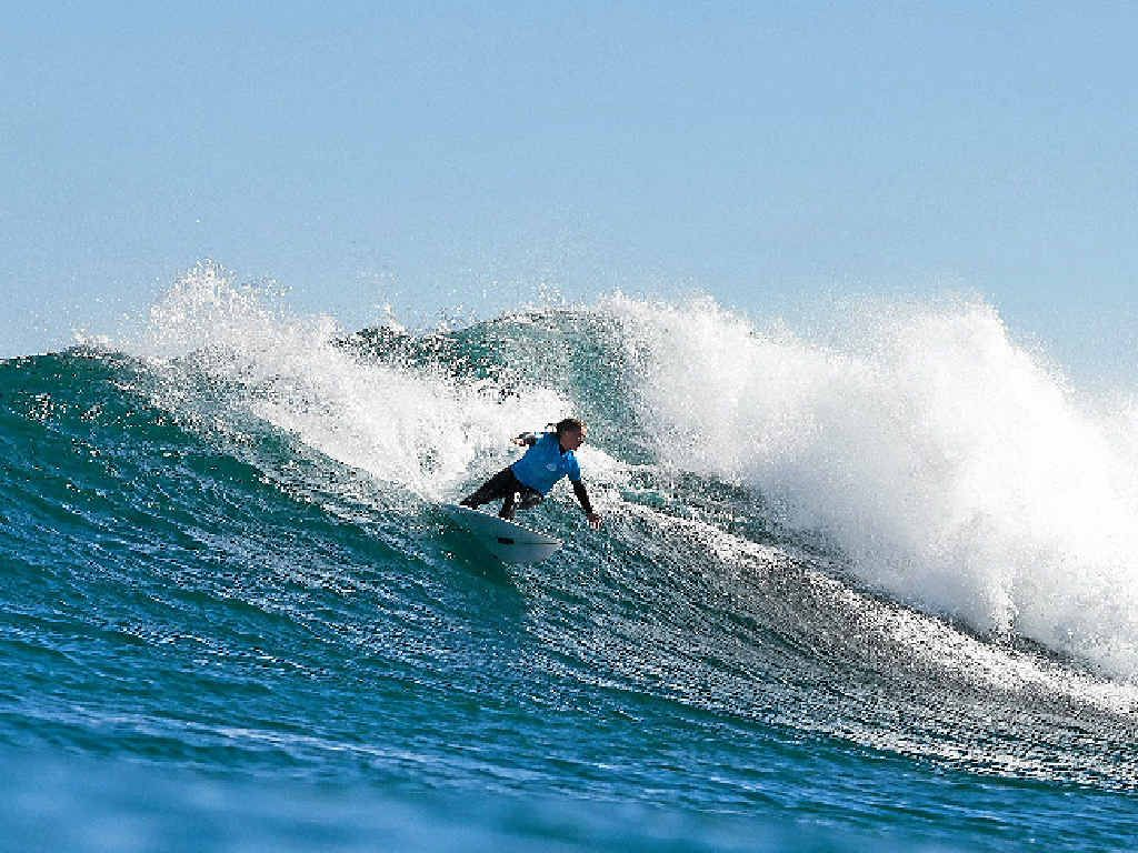 TRAINING WELL: Dimity Stoyle is intent on getting her World Surf League Championship Tour campaign back on track at the Fiji Pro.