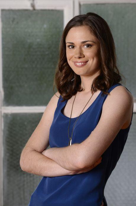 MasterChef Australia Top 18 contestant Ashleigh Bareham.