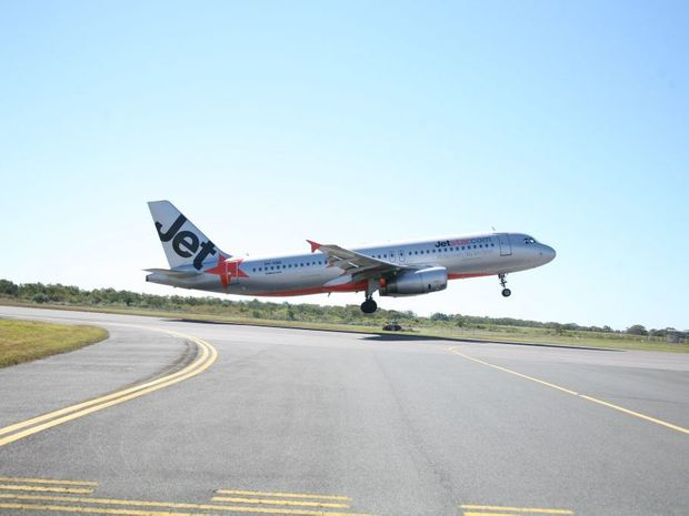 Jetstar will add 40,000 seats to flights to and from the Sunshine Coast Airport
