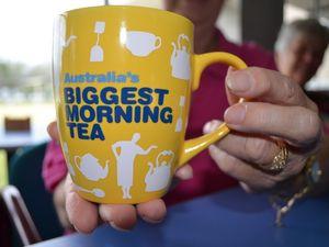 Locals raise a cup for Australia's Biggest Morning Tea