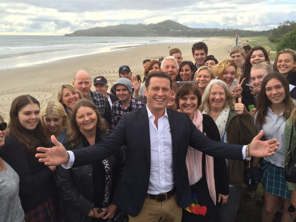 The Today Show will broadcast live from Moffat Beach