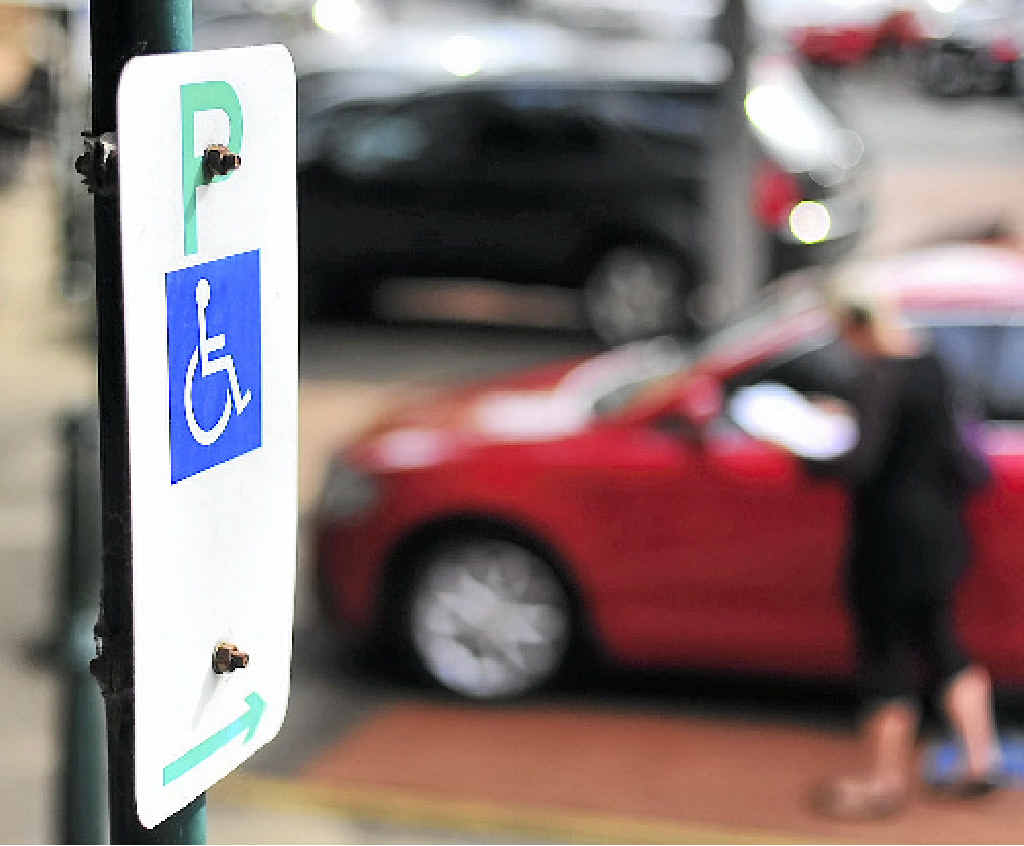 PARKING SPACE: Disabled parking is about to become more tightly regulated across the Fraser Coast region.