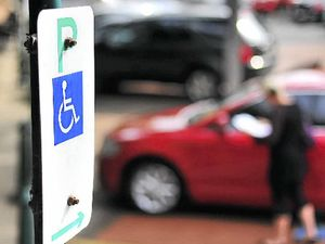 Crackdown on disability drivers who disobey road signs