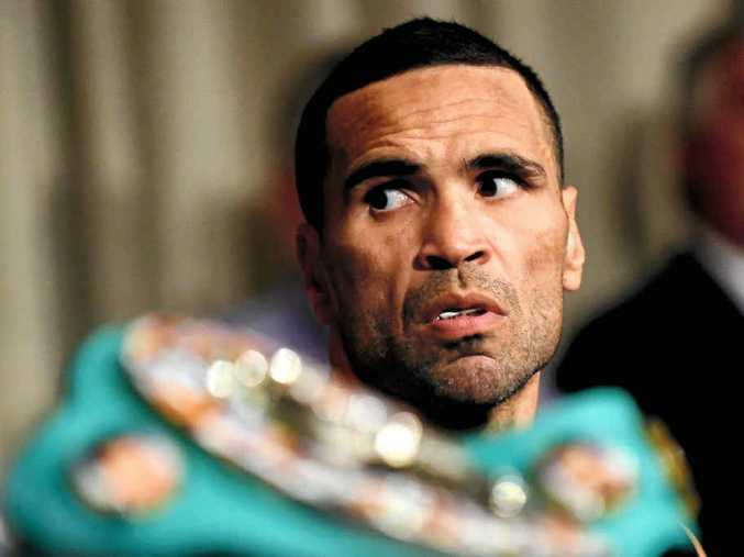 COMING TO TOWN: Well-known Australian boxer Anthony Mundine will pay tribute to the life of Braydon Smith in Toowoomba next month.