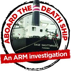 Aboard the death ship: An Australian Regional Media investigation