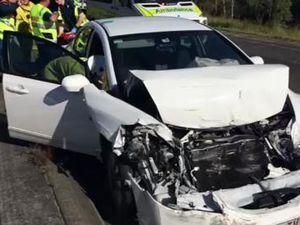 Sunshine Motorway crash, Mooloolaba