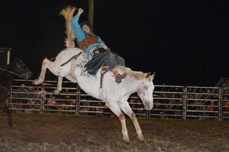 Beef Week rodeo