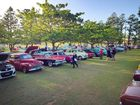 Record crowds at Classics by the Coast on the weekend