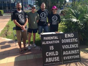 Rockhampton fathers fight for fairness in the justice system