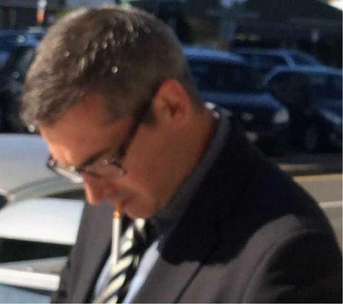PLANE DRAMA: Sam Llewellyn Hayball was fined $2000.