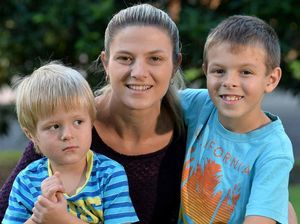 Lachlan's tuberous sclerosis a rare condition but improving