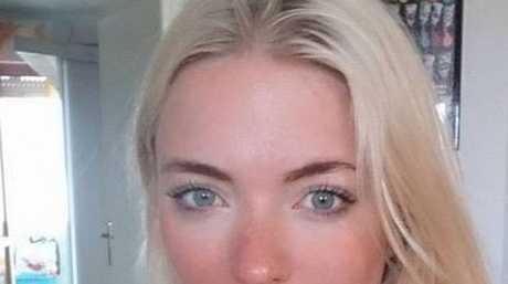 Playboy model April Summers