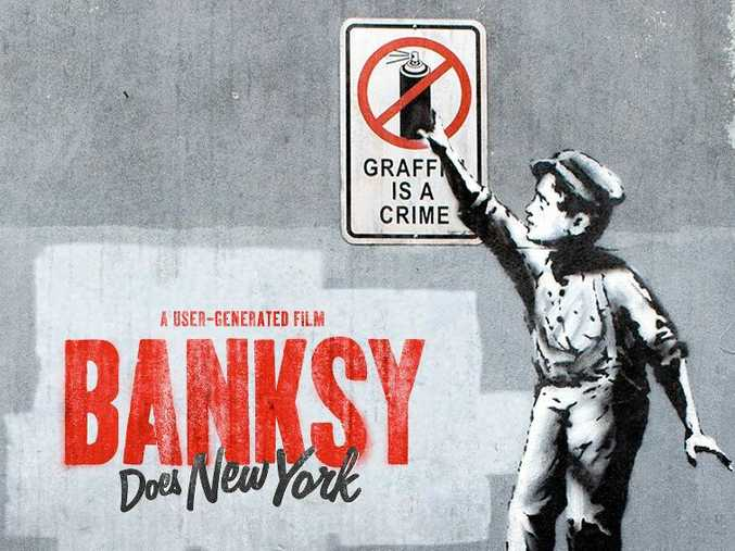 New York Street Artists' film to be shown at Arthouse Cinema Nambour