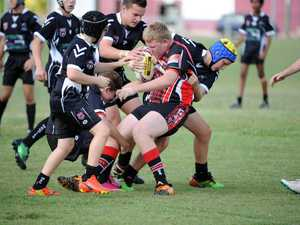 Bundy Junior Rugby - 31 May 2015