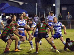 Seagulls no match for Brothers in heated clash